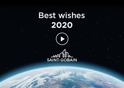 Saint-Gobain greetings for 2020